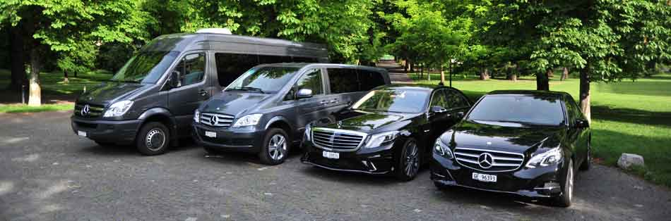 Elegance Limousines Fleet